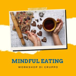 Mindful Eating Work shop